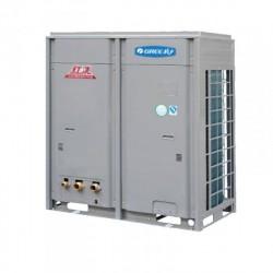 北京房山地区格力空气能地暖热水一体机工程, 节省空间空气能地暖机在地板下铺设水管,节省空间