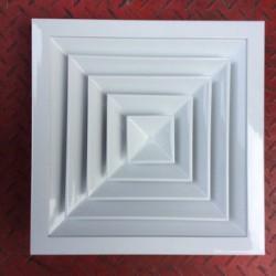 方散 方形散流器