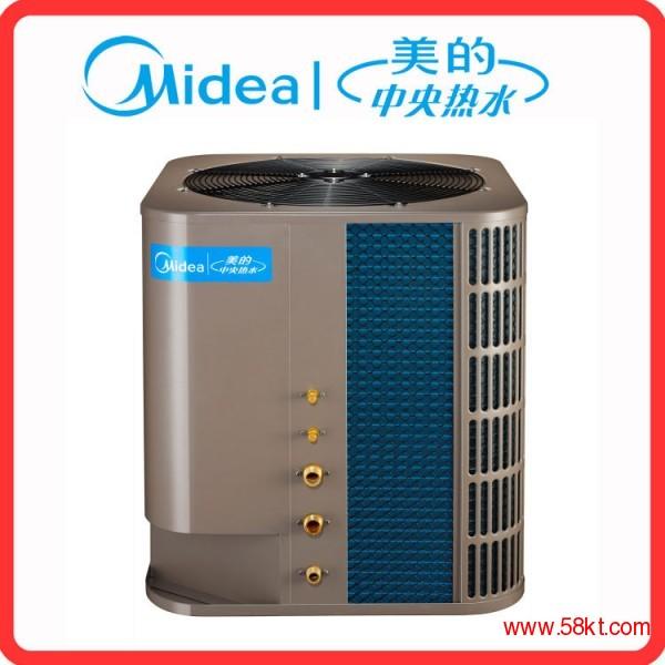 宾馆美的空气能 5P高温直热循环机