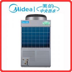 美的商用空气能中央热水机组, 业内首创直热循环式技术