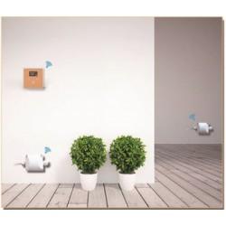 小二电采暖地暖wifi墙插温控器, 手机远程控制