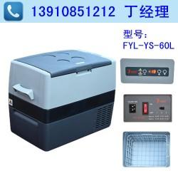 诊断试剂冷链箱(带打印机)