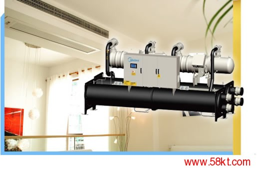 潍坊美的家用水源热泵