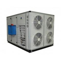 高温热泵烘干机, 节能、安全、环保、温度控制精度高