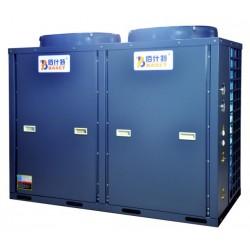 模块式风冷冷热水机组, 节能、安全、环保、舒适