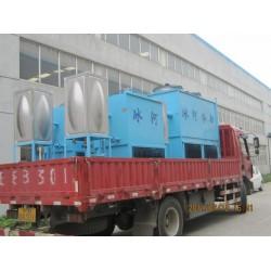 节能防冻型闭式冷却塔