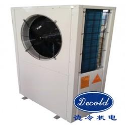 超低温空气源热泵机组, 适用于室内泳池、宾馆、别墅、发廊
