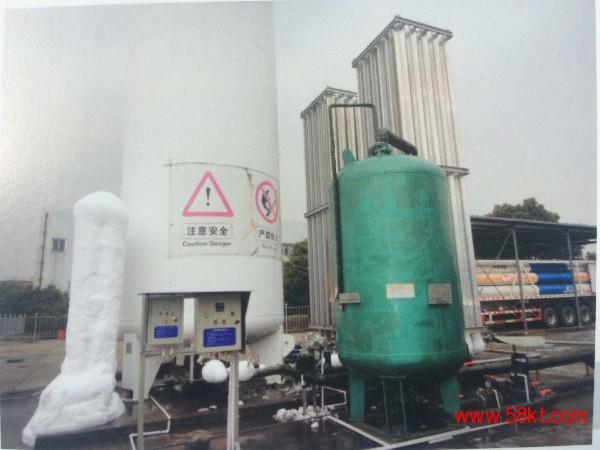 液氮汽化热能量回收系统