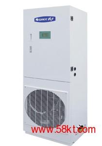 北京格力商用JZF分体式机房专用空调安装