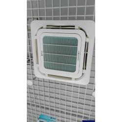 中央空调风管机 洁净环绕出风嵌入式机组