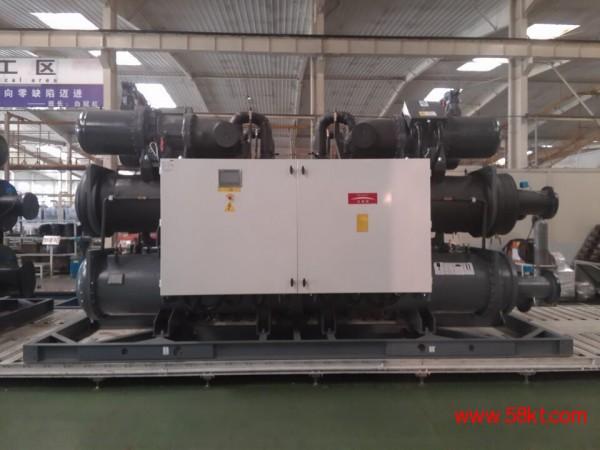 中大贝莱特水地源热泵机组