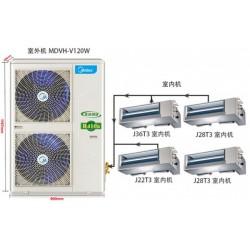 潍坊美的中央空调解决方案