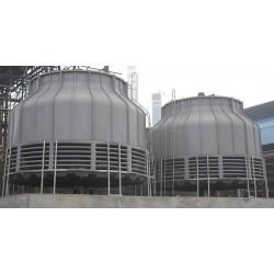 山东德州鑫泽工业型玻璃钢闭式冷却塔