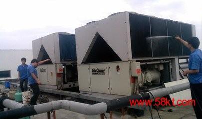 深圳大金中央空调风管安装 新风系统及办公室