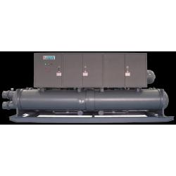 满液式水地源热泵