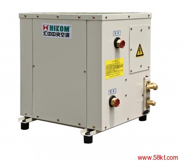 分体水地源热泵机组