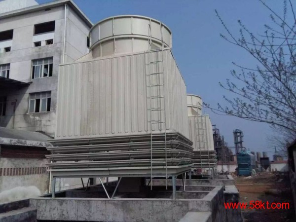 惠州工业冷却塔300T 方形逆流式冷却塔