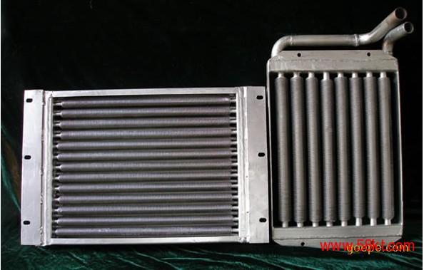 工业蒸汽热水暖气片散热器 工业散热器