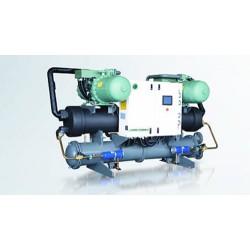 水冷螺杆冷水机组(满液式螺杆机组)
