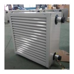 4GS热水暖风机, 暖风机热水型