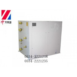 别墅专用小功率地源热泵