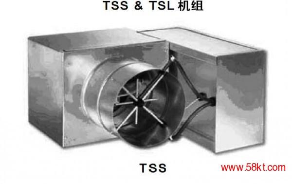 深圳江森VAV变风量末端TSS