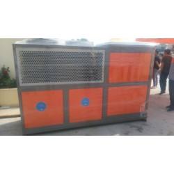 别墅供热采暖锅炉空电能热水机组