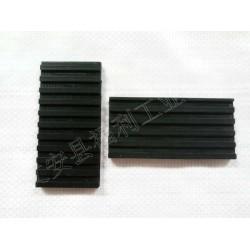 空调热泵室外机减震垫 空调支架橡胶垫块