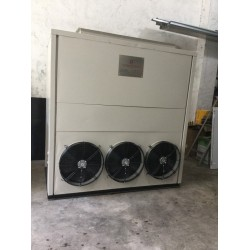 中低温菇栽培专用空调设备, 全智能化菇房控温设备