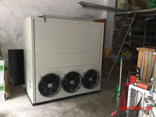 双孢菇菇房专用空调机组恒温制冷