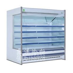 超市保鲜柜 牛奶饮料展示柜 水果保鲜柜