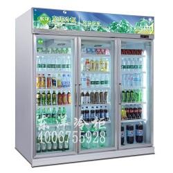 广州饮料冷藏柜 便利饮料展示柜