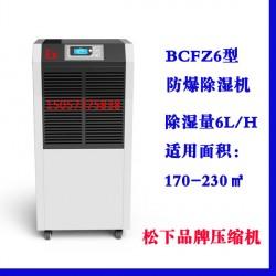 BCFZ6型防爆除湿机松下压缩机更耐用