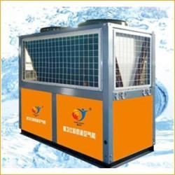 石家庄泳池恒温空气源热泵供热机组