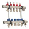 德国哈文原装进口分集水器 带流量计型