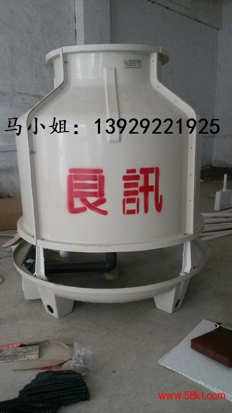 大朗20T冷却塔 拉丝油降温水塔