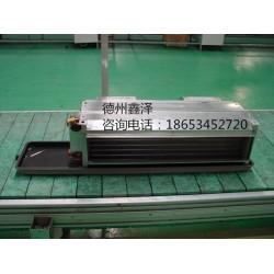 重庆武城超薄立式明装风机盘管机组