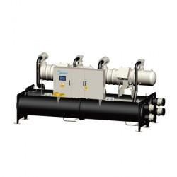 满液式水(地)源热泵螺杆机R134a