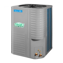 高温直热承压式热水机组