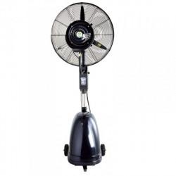 工业加湿降温喷雾风扇多喷头喷雾水电扇