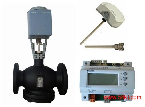 西门子换热自控系统通用控制器RWD68