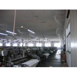上海雨佳纺织厂加湿器 纺织车间加湿