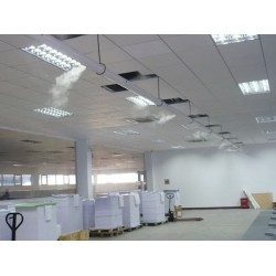 上海雨佳印刷厂专用超声波加湿器