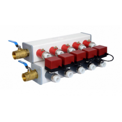 分体式模块水力平衡分配器