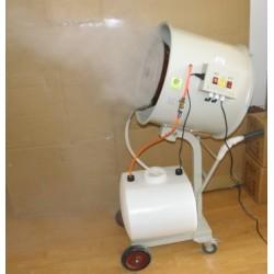 手推式离心加湿器 工业加湿器