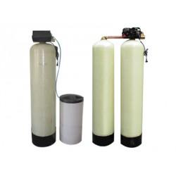 蒸汽锅炉全自动软水设备