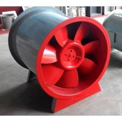 DZ系列低噪声轴流风机 强力厨房排烟风机