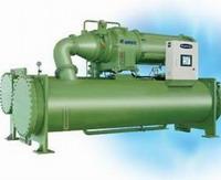 商用中央空调螺杆式水冷冷水机组
