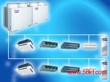 格力GMV多联空调机组系列