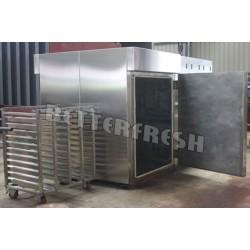 快餐盒饭保鲜真空快速冷却机